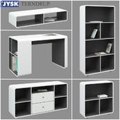 Set of office furniture JUSK