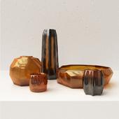 Set of vases Guaxs (vray GGX, corona PBR)