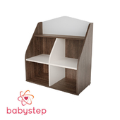 OM Children's display shelf babystep Loft, 800
