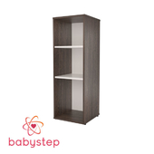 OM Children's shelving babystep Loft, 1000 vertical