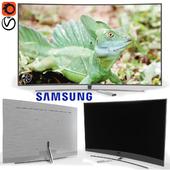 """Samsung 4K Curved Smart 55 """""""