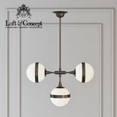 ЛЮСТРА PEGGY FUTURA LAMP III HANGAR DESIGN