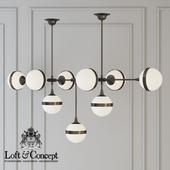 ЛЮСТРА PEGGY FUTURA SUSPENSION LAMPS HANGAR DESIGN