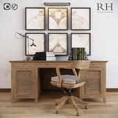 Restoration hardware cabinet decor set_vol2