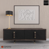 Sideboard Tecni nova from the collection of Fortune 2017