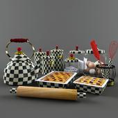 Набор для кухни Courtly Check