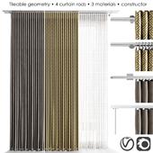 Narrow Curtain Constructor