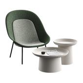 DeVorm Nook Chair