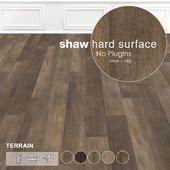 Shaw Hard Surface Terrain Vinyl Parquet 6
