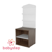 OM Children's rack babystep Loft, 1040 for music library