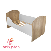 OM Cot-transformer baby babystep Feast growing