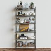 IKEA секция полок ОМАР