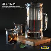 Teapot \ Coffee press IKEA EGENTLIG