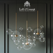 ПОДВЕСНОЙ СВЕТИЛЬНИК GIOPATO & COOMBES BOLLE BLS 14L CHANDELIER