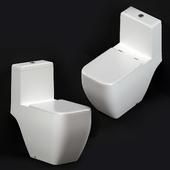 RAK Metropolitan toilet bowl