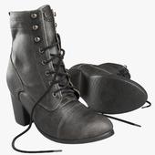 Female boots Diesel