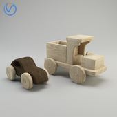 Wooden machines