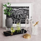 Zakkia Cocktail Set
