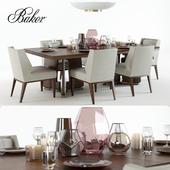 Baker Ceremony & Kukio Table set