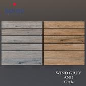 Keros Wind Gray + Oak