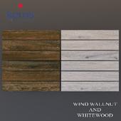 Keros Wind Wallnut + Whitewood