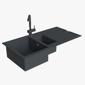 Franke Maris Sink MRG 651 Fragranite Onix