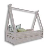 Baby bed Wigwam BookWood