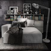 Twils livingroom set