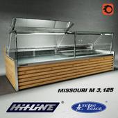 OM Refrigerated showcase Missouri M 3.125 D