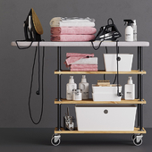 Loft Ironing Set
