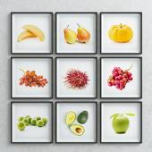 Picture Frames Set -1