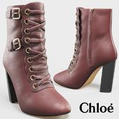 Chloe female boots