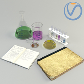 Лабораторный набор