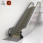 Escalator KONE TransitMaster 140 Heavy Duty