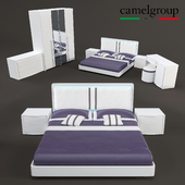 Bedroom Dama Bianka in a modern style