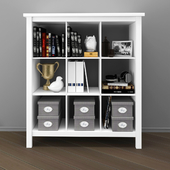 Tomnes_ Ikea and decorative set