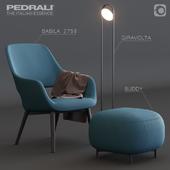 Pedrali Babila 2759 | Armchair