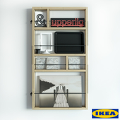 Shelf hinged IKEA JUPPERLIG