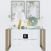 HIRST CONSOLE and DECOR (SC)