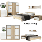 Abada Bedroom set