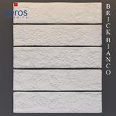 Keros Brick Bianco
