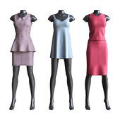 Womanish clothes 3