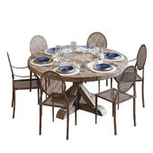 Flamant dining set 001