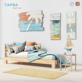 Bed daybed IKEA TARVA set 1