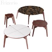 Frigerio salotti cross coffee table