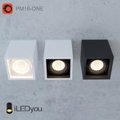 Накладной светильник CUB-ONE 8 Вт