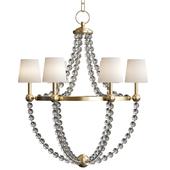 Danville chandelier hudson valley lighting