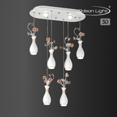 Chandelier ODEON LIGHT 4035 / 36L CAROLIS