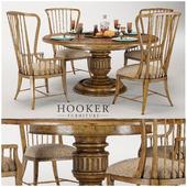 Hooker Furniture Grandover Round Single