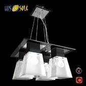 Подвесная люстра Lussole LSC-2503-04